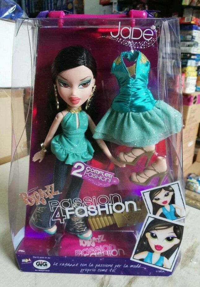 Image - Bratz Passion 4 Fashion 2nd Edition Jade.jpg ...