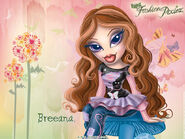 Bratz Fashion Pixiez Wallpaper Breeana