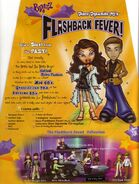 Bratz Flashback Fever Sasha Back
