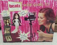 Bratz The Movie Movie Making Set with Sharidan Back