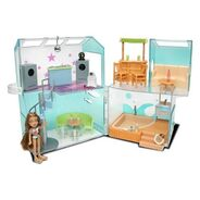 Lil' Bratz Beach Bash Party House with Rinnie Doll