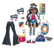 Bratz Flashback Fever Yasmin Doll