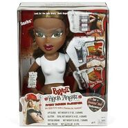 Bratz Rock Angelz Funky Fashion Makeover Sasha