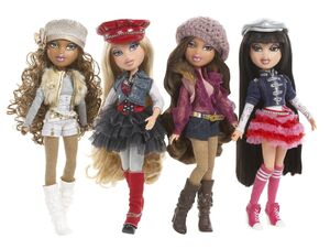 Bratz Party ALL