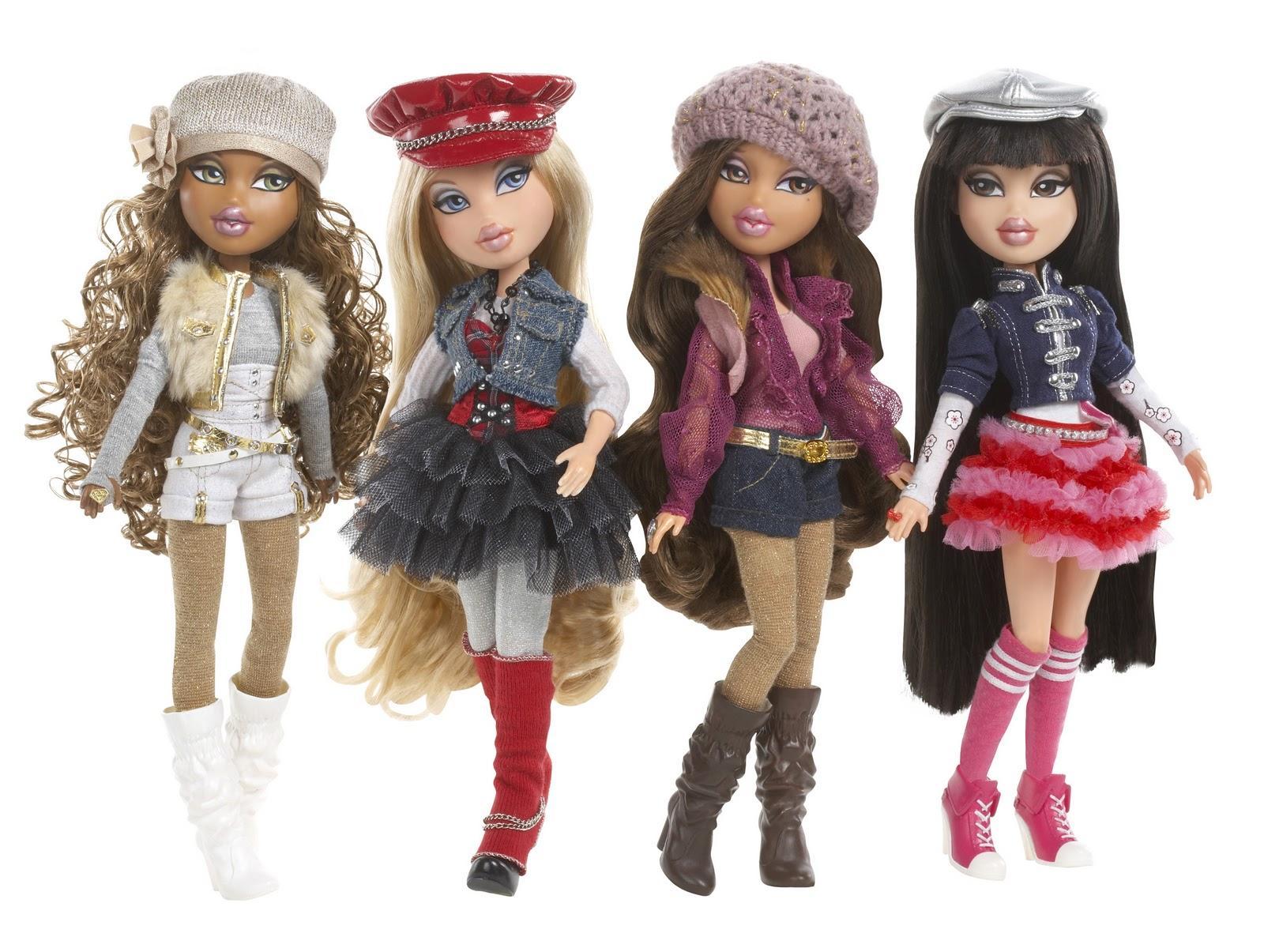 Bratz Original dolls names fotos