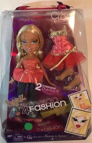 Bratz Passion 4 Fashion 2nd Edition Cloe