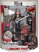Bratz Rock Angelz Concert Stage with Roxxi