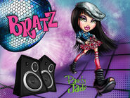 Bratz Party Jade Wallpaper