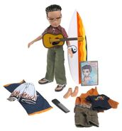 Bratz Boyz Sun-Kissed Summer Eitan Doll