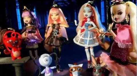 Bratzillaz Commercial - Magic Night Out
