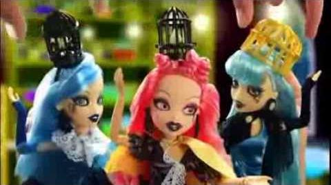 Bratzillaz Witchy Princesses Commercial