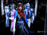 Bratzillaz music video