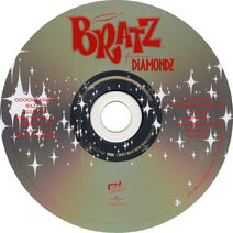 Bratz Forever Diamondz Album CD
