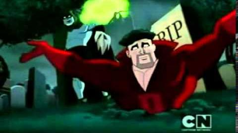 """Aquaman's Song of """"Heroism"""" from BATMAN THE BRAVE AND THE BOLD"""