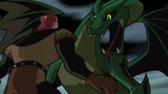Morgaine Le Fay as a Dragon 05