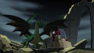 Morgaine Le Fay as a Dragon 14