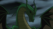 Morgaine Le Fay as a Dragon 03