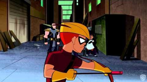 Batman The Brave and the Bold Season 2-Part 1 DVD Promo Clip