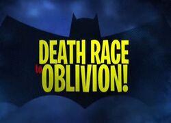 Death Race to Oblivion!