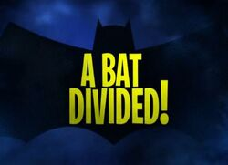 A Bat Divided!