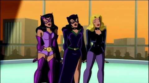 """""""Birds of Prey"""" from Batman The Brave and The Bold"""