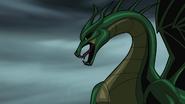 Morgaine Le Fay as a Dragon 22