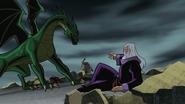 Morgaine Le Fay as a Dragon 18