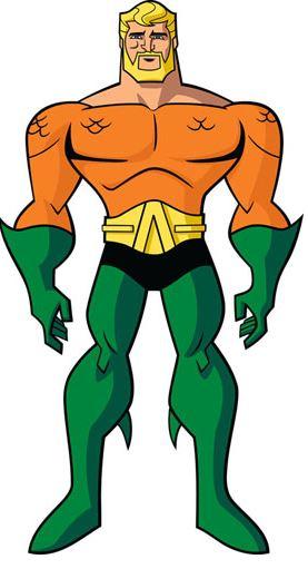 Aquaman | Batman: the ...