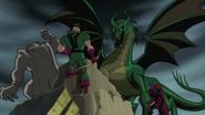 Morgaine Le Fay as a Dragon 21