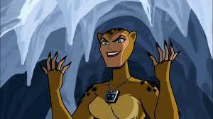 Resultado de imagem para cheetah batman the brave and the bold