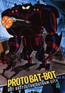Battlebatbot