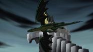 Morgaine Le Fay as a Dragon 12