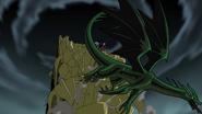 Morgaine Le Fay as a Dragon 11