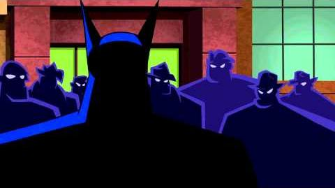 Batman the brave and the bold The Knights of Tomorrow