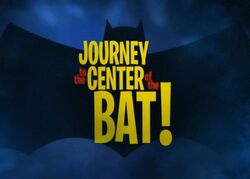 Journey to the Center of the Bat!