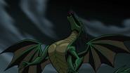 Morgaine Le Fay as a Dragon 24