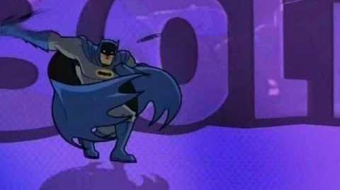 Intro Batman - The Brave and the Bold Season1