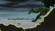 Morgaine Le Fay as a Dragon 28