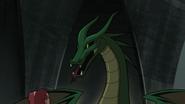 Morgaine Le Fay as a Dragon 01