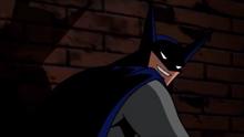 Owlman as Batman