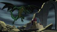 Morgaine Le Fay as a Dragon 13
