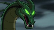 Morgaine Le Fay as a Dragon 15