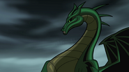 Morgaine Le Fay as a Dragon 23