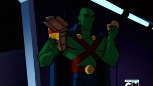Martian Manhunter BTBATB 001