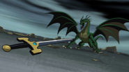 Morgaine Le Fay as a Dragon 31
