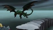 Morgaine Le Fay as a Dragon 09
