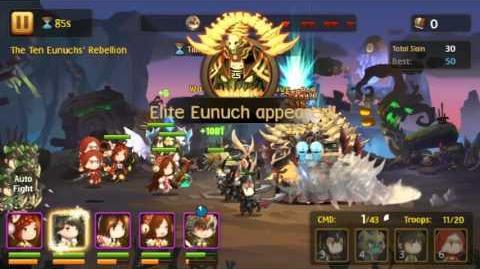 Ten Eunuchs Rebellion