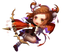 Fleurine-Character