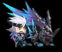 Ebonwolf-Character