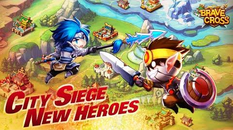 CITY SIEGE and New Heroes